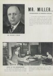 Page 14, 1947 Edition, Mansfield High School - Manhigan Yearbook (Mansfield, OH) online yearbook collection