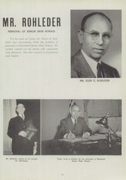 Page 15, 1947 Edition, Mansfield High School - Manhigan Yearbook (Mansfield, OH) online yearbook collection