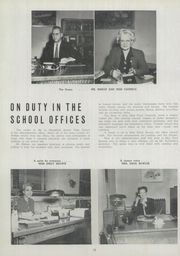 Page 16, 1947 Edition, Mansfield High School - Manhigan Yearbook (Mansfield, OH) online yearbook collection