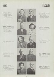 Page 17, 1947 Edition, Mansfield High School - Manhigan Yearbook (Mansfield, OH) online yearbook collection
