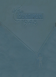 Page 1, 1948 Edition, Mansfield High School - Manhigan Yearbook (Mansfield, OH) online yearbook collection