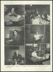 Page 10, 1948 Edition, Mansfield High School - Manhigan Yearbook (Mansfield, OH) online yearbook collection