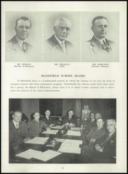 Page 16, 1948 Edition, Mansfield High School - Manhigan Yearbook (Mansfield, OH) online yearbook collection
