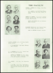 Page 17, 1948 Edition, Mansfield High School - Manhigan Yearbook (Mansfield, OH) online yearbook collection
