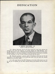 Page 9, 1950 Edition, Mansfield High School - Manhigan Yearbook (Mansfield, OH) online yearbook collection