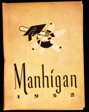 Page 1, 1952 Edition, Mansfield High School - Manhigan Yearbook (Mansfield, OH) online yearbook collection