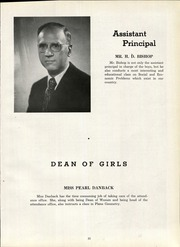 Page 15, 1952 Edition, Mansfield High School - Manhigan Yearbook (Mansfield, OH) online yearbook collection