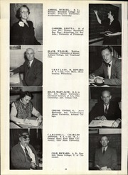 Page 16, 1952 Edition, Mansfield High School - Manhigan Yearbook (Mansfield, OH) online yearbook collection