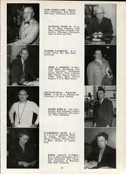 Page 17, 1952 Edition, Mansfield High School - Manhigan Yearbook (Mansfield, OH) online yearbook collection
