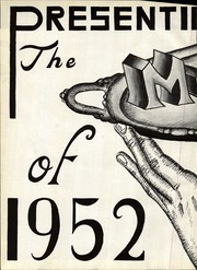 Page 6, 1952 Edition, Mansfield High School - Manhigan Yearbook (Mansfield, OH) online yearbook collection