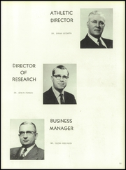 Page 15, 1956 Edition, Mansfield High School - Manhigan Yearbook (Mansfield, OH) online yearbook collection