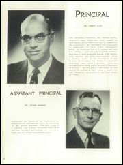 Page 16, 1956 Edition, Mansfield High School - Manhigan Yearbook (Mansfield, OH) online yearbook collection