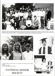 Page 12, 1985 Edition, Mansfield High School - Manhigan Yearbook (Mansfield, OH) online yearbook collection
