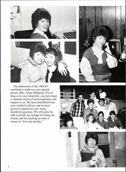 Page 8, 1985 Edition, Mansfield High School - Manhigan Yearbook (Mansfield, OH) online yearbook collection