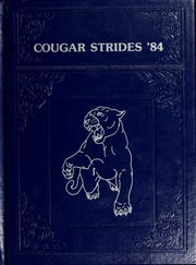 1984 Edition, South Brunswick High School - Cougar Strides Yearbook (Southport, NC)