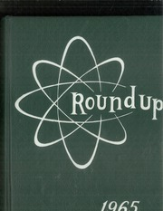 1965 Edition, Costa Mesa High School - Round Up Yearbook (Costa Mesa, CA)