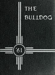 1961 Edition, Wauconda High School - Bulldog Yearbook (Wauconda, IL)