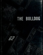 1962 Edition, Wauconda High School - Bulldog Yearbook (Wauconda, IL)
