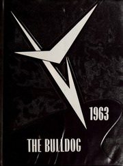 1963 Edition, Wauconda High School - Bulldog Yearbook (Wauconda, IL)