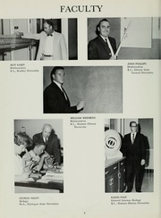 Page 12, 1963 Edition, Wauconda High School - Bulldog Yearbook (Wauconda, IL) online yearbook collection