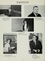 Page 14, 1963 Edition, Wauconda High School - Bulldog Yearbook (Wauconda, IL) online yearbook collection
