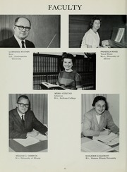 Page 16, 1963 Edition, Wauconda High School - Bulldog Yearbook (Wauconda, IL) online yearbook collection