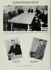 Page 8, 1963 Edition, Wauconda High School - Bulldog Yearbook (Wauconda, IL) online yearbook collection