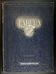 1930 Edition, Oak Park and River Forest High School - Tabula Yearbook (Oak Park, IL)