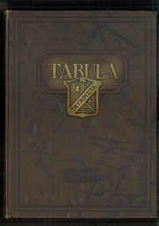 1931 Edition, Oak Park and River Forest High School - Tabula Yearbook (Oak Park, IL)