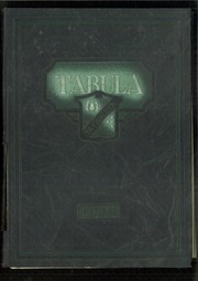 Page 1, 1934 Edition, Oak Park and River Forest High School - Tabula Yearbook (Oak Park, IL) online yearbook collection