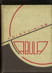 Page 1, 1939 Edition, Oak Park and River Forest High School - Tabula Yearbook (Oak Park, IL) online yearbook collection