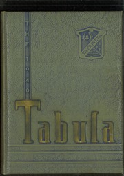 Page 1, 1940 Edition, Oak Park and River Forest High School - Tabula Yearbook (Oak Park, IL) online yearbook collection