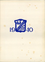 Page 5, 1940 Edition, Oak Park and River Forest High School - Tabula Yearbook (Oak Park, IL) online yearbook collection