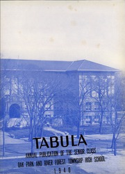 Page 7, 1940 Edition, Oak Park and River Forest High School - Tabula Yearbook (Oak Park, IL) online yearbook collection