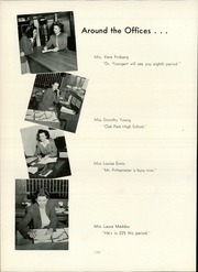 Page 16, 1946 Edition, Oak Park and River Forest High School - Tabula Yearbook (Oak Park, IL) online yearbook collection