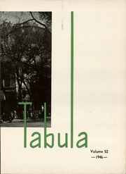 Page 7, 1946 Edition, Oak Park and River Forest High School - Tabula Yearbook (Oak Park, IL) online yearbook collection