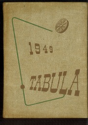 Page 1, 1949 Edition, Oak Park and River Forest High School - Tabula Yearbook (Oak Park, IL) online yearbook collection