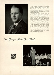 Page 12, 1949 Edition, Oak Park and River Forest High School - Tabula Yearbook (Oak Park, IL) online yearbook collection