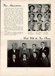Page 13, 1949 Edition, Oak Park and River Forest High School - Tabula Yearbook (Oak Park, IL) online yearbook collection
