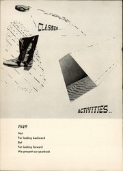 Page 6, 1949 Edition, Oak Park and River Forest High School - Tabula Yearbook (Oak Park, IL) online yearbook collection