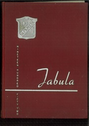 Page 1, 1952 Edition, Oak Park and River Forest High School - Tabula Yearbook (Oak Park, IL) online yearbook collection