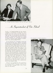 Page 13, 1957 Edition, Oak Park and River Forest High School - Tabula Yearbook (Oak Park, IL) online yearbook collection