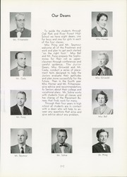 Page 15, 1957 Edition, Oak Park and River Forest High School - Tabula Yearbook (Oak Park, IL) online yearbook collection