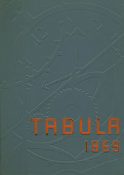 Page 1, 1959 Edition, Oak Park and River Forest High School - Tabula Yearbook (Oak Park, IL) online yearbook collection
