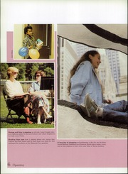 Page 10, 1986 Edition, Oak Park and River Forest High School - Tabula Yearbook (Oak Park, IL) online yearbook collection