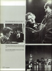 Page 16, 1986 Edition, Oak Park and River Forest High School - Tabula Yearbook (Oak Park, IL) online yearbook collection