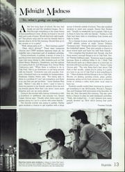 Page 17, 1986 Edition, Oak Park and River Forest High School - Tabula Yearbook (Oak Park, IL) online yearbook collection