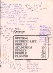 Page 3, 1986 Edition, Oak Park and River Forest High School - Tabula Yearbook (Oak Park, IL) online yearbook collection