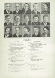 Page 10, 1940 Edition, Meridian High School - Mana Ha Sa Yearbook (Meridian, ID) online yearbook collection
