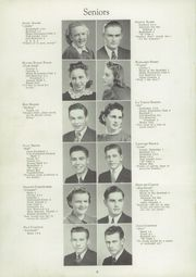 Page 12, 1940 Edition, Meridian High School - Mana Ha Sa Yearbook (Meridian, ID) online yearbook collection